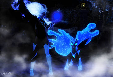 Nightmare Moon (Equestrian and Pony)