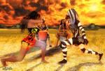 Maya Doi Vs. Zecora Doi: Dance of the Ginga