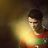 Cristiano Ronaldo by gathers