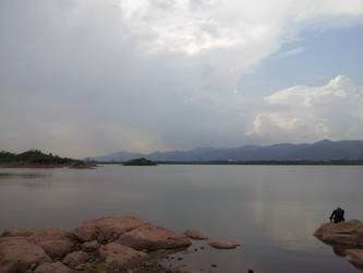 Lake view by saamasoom