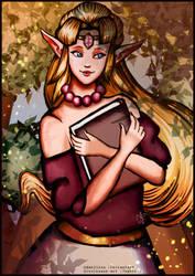 Casual Zelda | Zine by Maiilinn