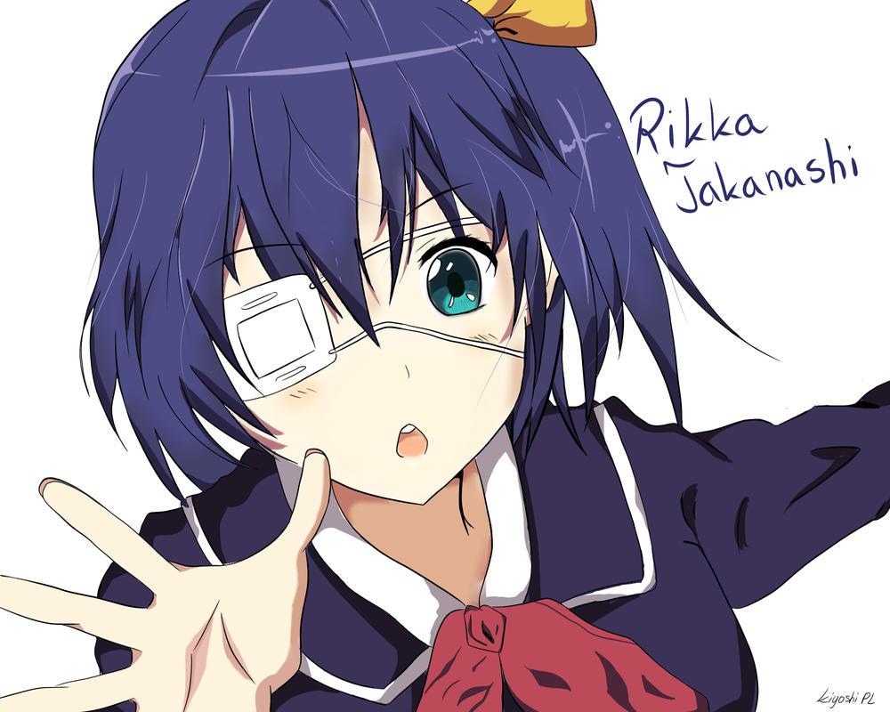 Chuunibyou demo koi ga shitai: Rikka Takanashi by kaiyuan