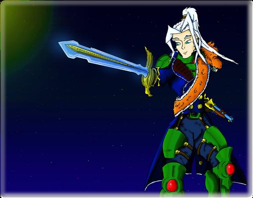 Rogue Trader: Edward Vindzor of the Albyon Dynasty