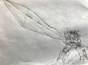 'Knight' Hawk