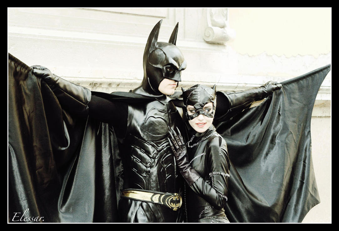 Batman and... by Elessar777