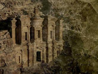 Petra by Rhuadhan