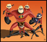 Family of Supers - Color