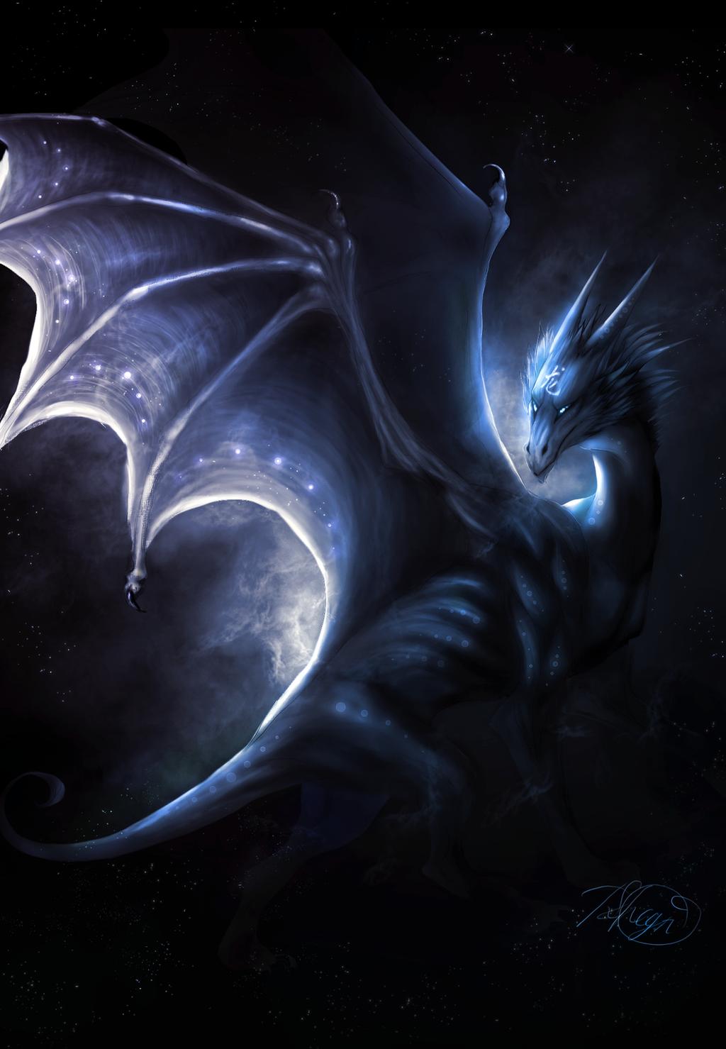 Ficha de Natsuki [Administradora] Blue_dragon_by_Dark_Sheyn
