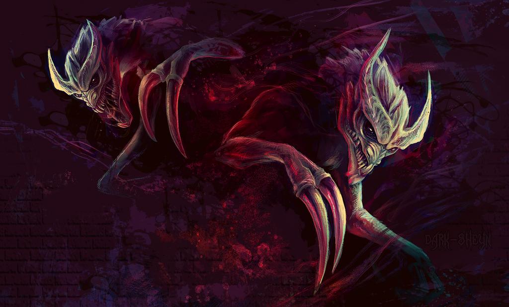 Howlers by Dark-Sheyn