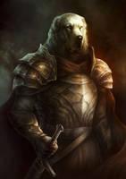 Warrior by Dark-Sheyn