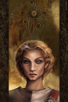 Half-Elf Portrait