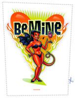 Be Mine by sporeboy