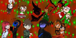 Creepy Christmas 2017!!!