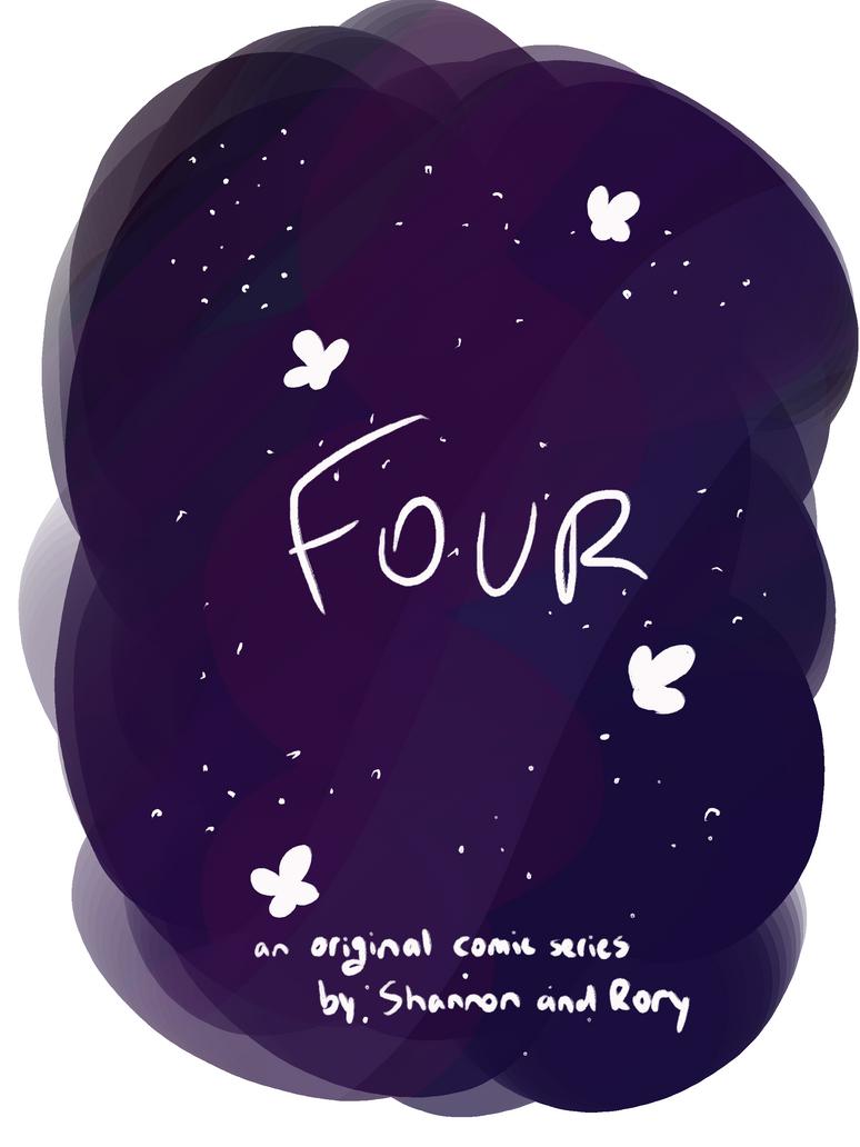 FOUR The Original Comic Series by skelellama
