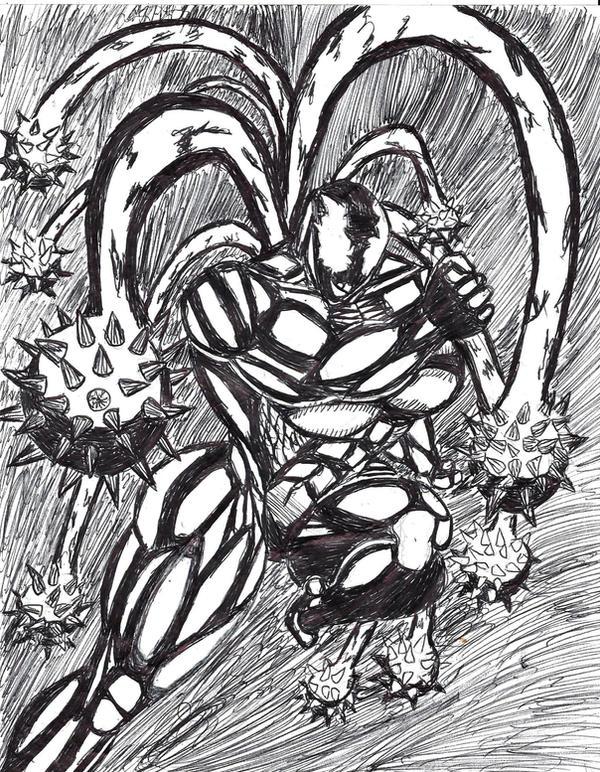 She-venom Attacks!