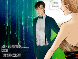 Mr. Clever Meet River song by hd6428