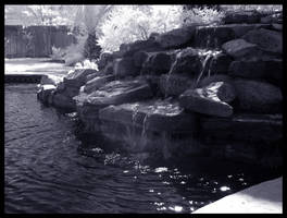Waterfall by davethelurker