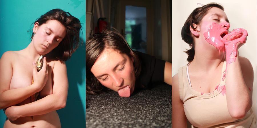 lesbian licker