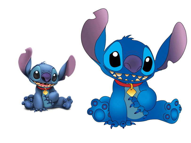 Cute Drawings of Stitch Illustrator Drawing Stitch