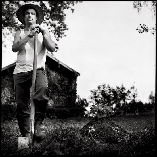 The Gardener by yup12