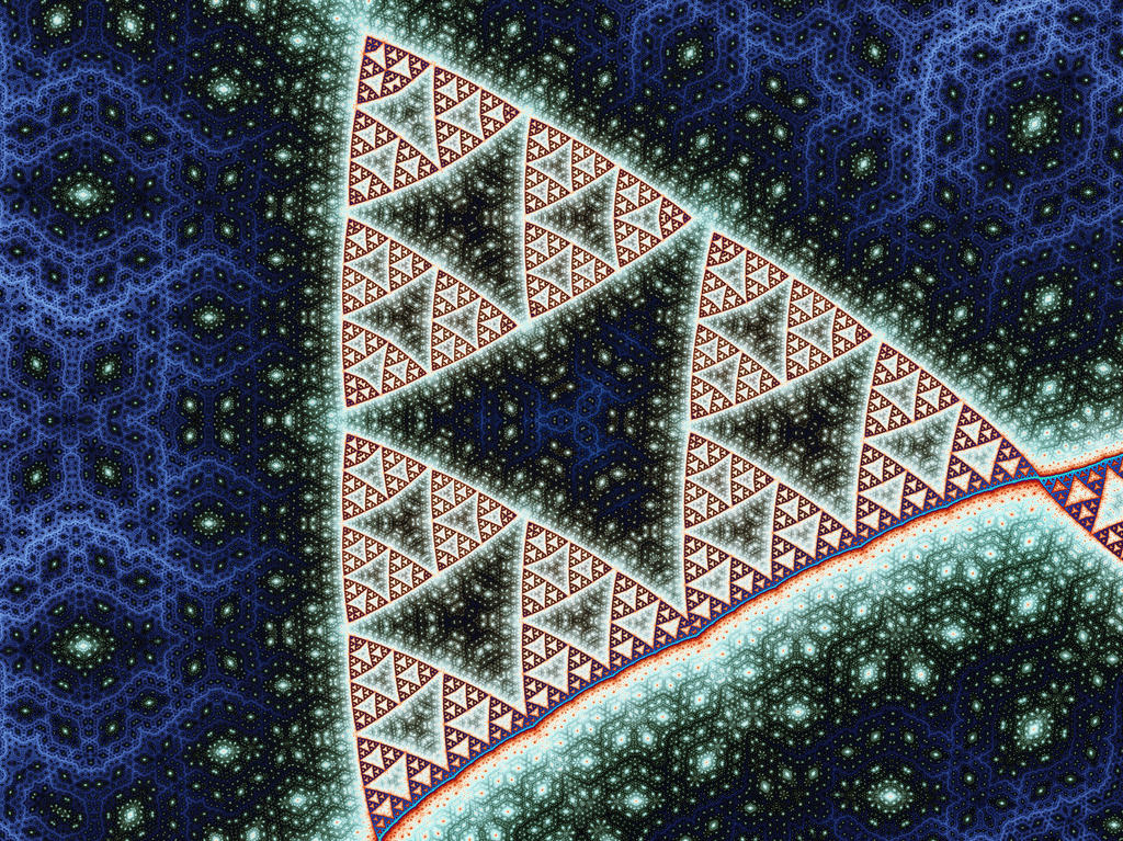 Sierpinski Carpet Fractal Vidalondon