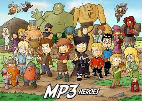 MP3 Heroes