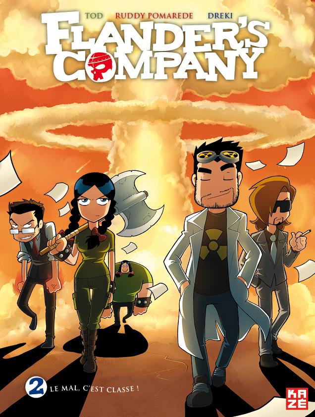 Flander's Company Tome 2 by DarkTod