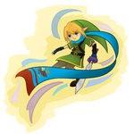 Hyrule Warriors: Link