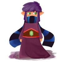 Ravio - Zelda: ALBW by Chromel
