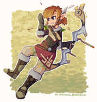 Snowquill - Breath of the Wild Armour Set [6/25]