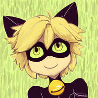 Cat by Chromel