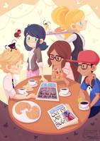 Cafe by Chromel