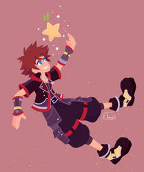 Paopu Sora (KH3) by Chromel