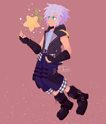 Paopu Riku (KH3) by Chromel