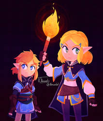Breath of the Wild Sequel by Chromel