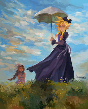 Cloud Monet