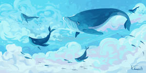 Cloud Whales