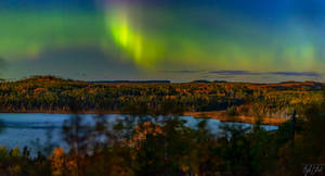 Northern Lights and Fall Colors