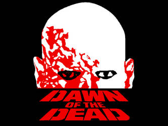 Dawn of the Dead shirt design by jesustrashcan