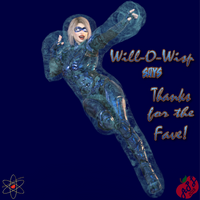 Will-O-Wisp Fave by Donnybrook-plz