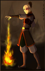 Prince Zuko -Fire Nation- by Dschinn