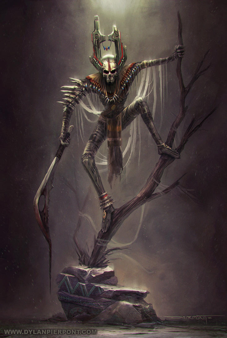 Mummy Re-Design by DylanPierpont