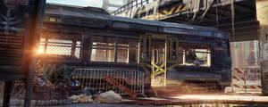 The Precipice: Rail Car