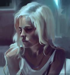 Portrait Study by DylanPierpont