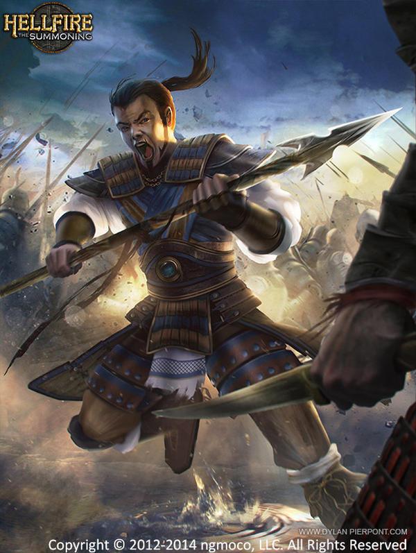 Hellfire: Qin Zheng 1 by DylanPierpont