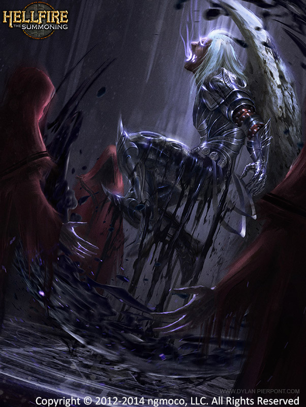 Hellfire: The New Flesh 3 by DylanPierpont