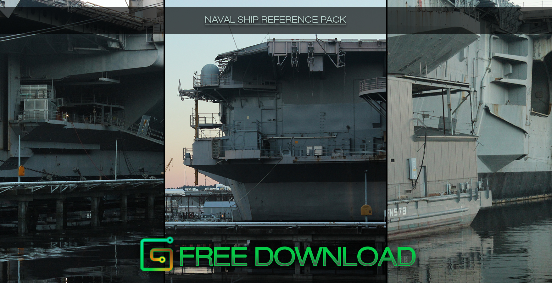 Naval Ship Reference Pack by DylanPierpont