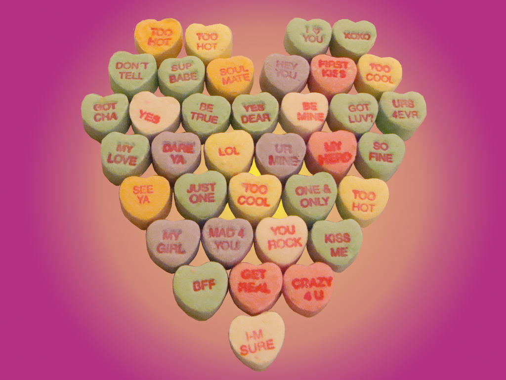 Valentine S Day Heart Candy Tumblr Quotes