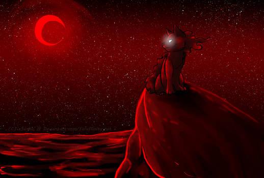 Blood Moon Waltz