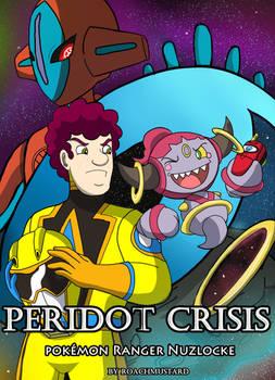 PERIDOT CRISIS: Pokemon Ranger Nuzlocke Cover